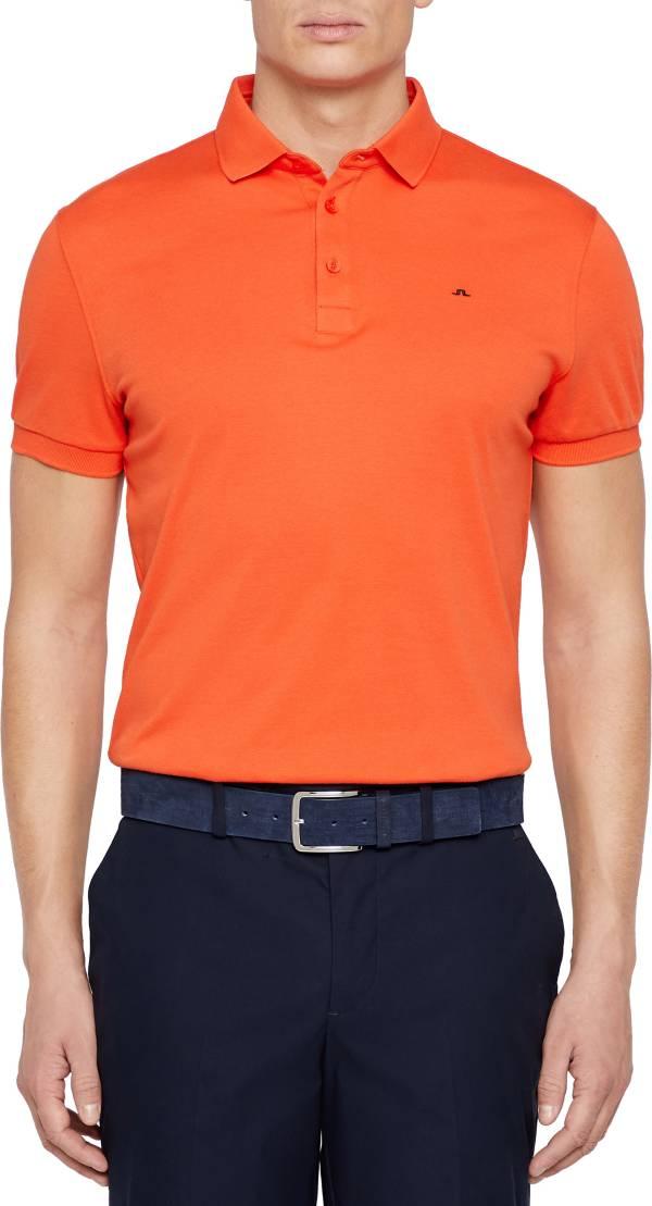 J.Lindeberg Men's Stan Club Pique Golf Polo product image