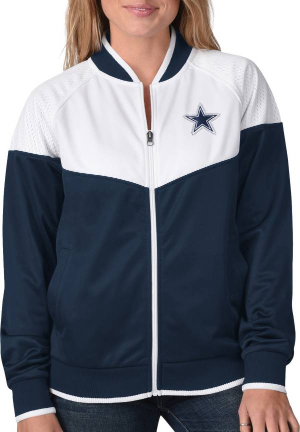 G-III for Her Women's Dallas Cowboys Wildcard Track Jacket product image