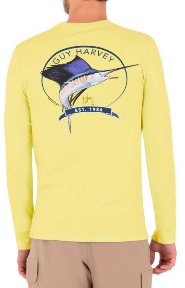 Guy Harvey Men's Core Sailfish Long Sleeve T-Shirt product image