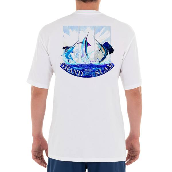 Guy Harvey Men's Grand Slam T-Shirt product image