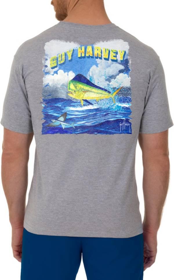 Guy Harvey Men's Mahi Jump T-Shirt product image