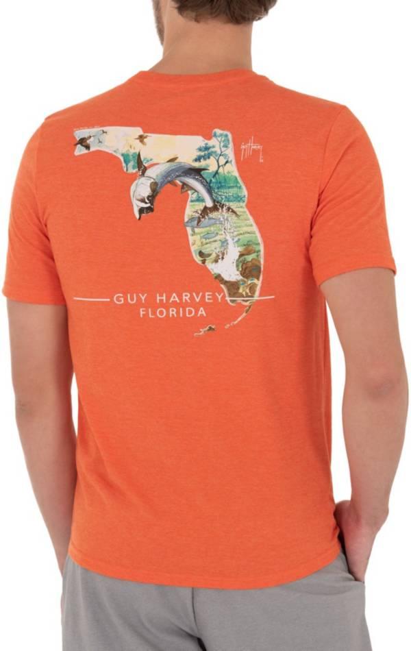 Guy Harvey Men's Paradise Florida Pocket T-Shirt product image