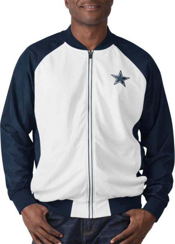 G-III Men's Dallas Cowboys Mindset Lightweight Full-Zip Jacket product image