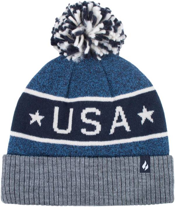 Heat Holders Men's Patriotic USA Hat product image
