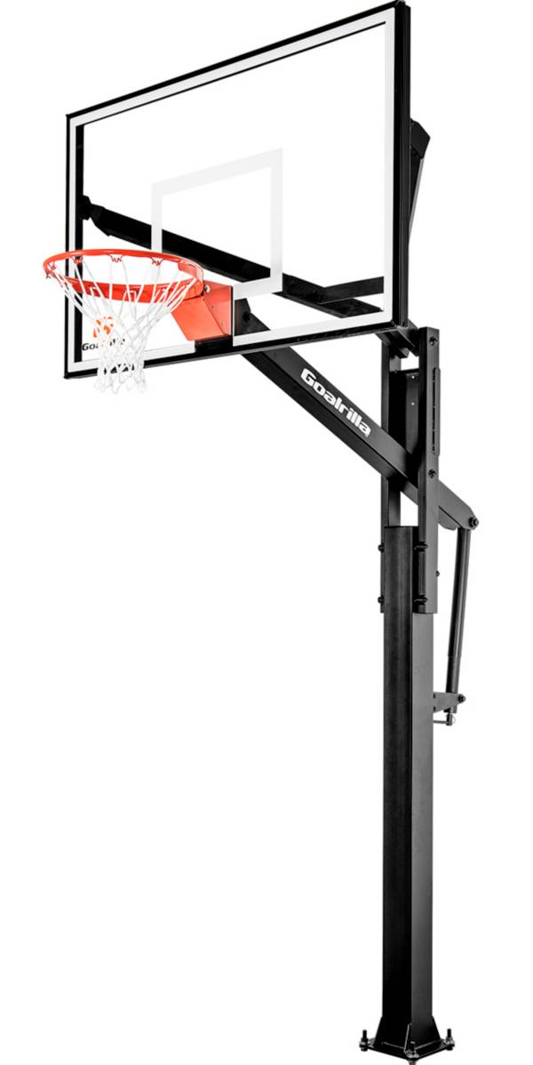 """Goalrilla 60"""" FT Series In-Ground Basketball Hoop product image"""