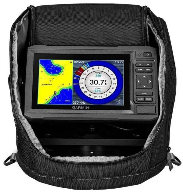 Garmin ECHOMAP UHD 63cv Ice Fishing Finder Bundle product image