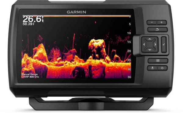 Garmin STRIKER Vivid 7cv With GT20-TM Transducer (010-02552-00) product image