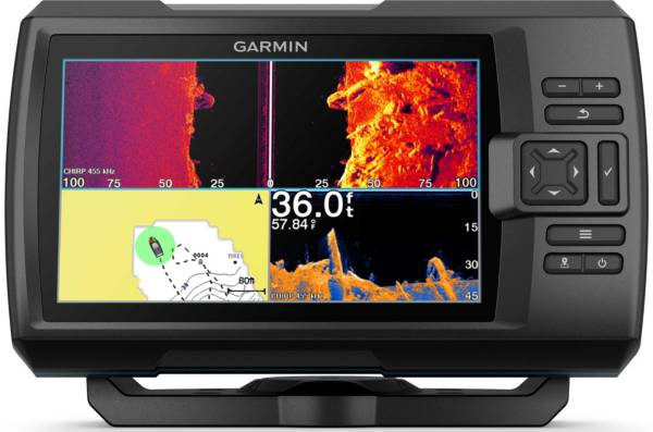 Garmin STRIKER Vivid 7sv with GT52HW-TM Transducer (010-02553-00) product image