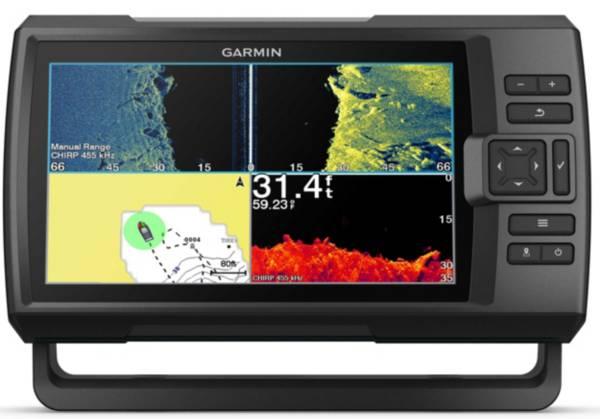 Garmin STRIKER Vivid 9sv Fish Finder (010-2554-02) - Control Head Only product image