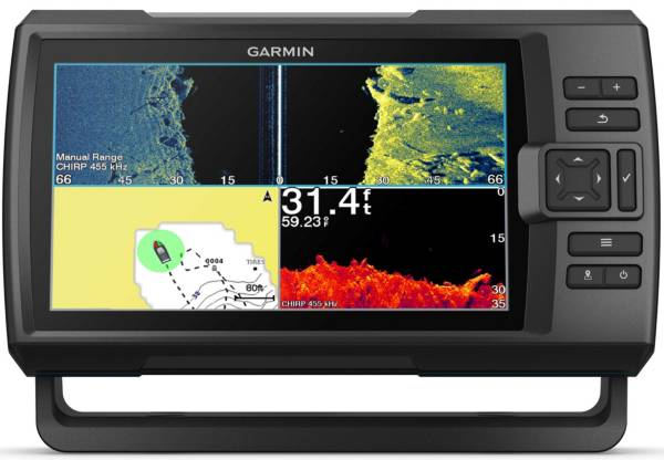 Garmin STRIKER Vivid 9sv Fish Finder with Transducer (010-02554-01) product image