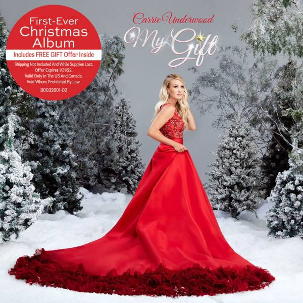 Carrie Underwood – My Gift product image