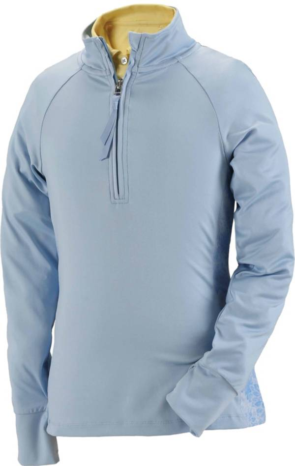 Garb Girls' Fiona 1/4 Zip Golf Pullover product image