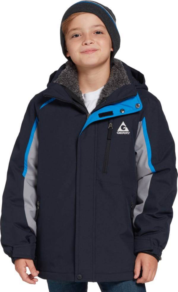 Gerry Boys' Blizzard Stretch 3-in-1 Systems Jacket and Beanie Set product image