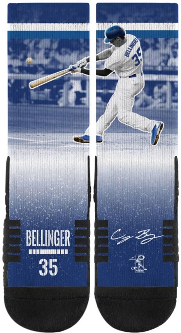 Strideline Los Angeles Dodgers Cody Bellinger Action Crew Socks product image