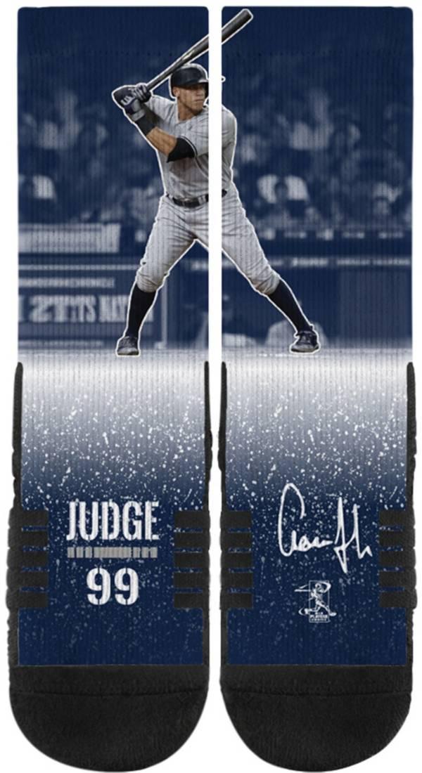 Strideline New York Yankees Aaron Judge Action Crew Socks product image