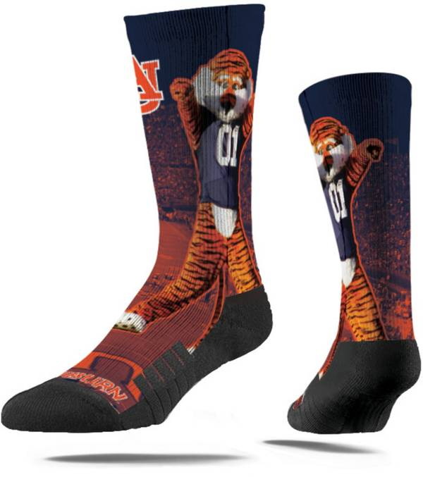 Strideline Auburn Tigers Mascot Crew Socks product image
