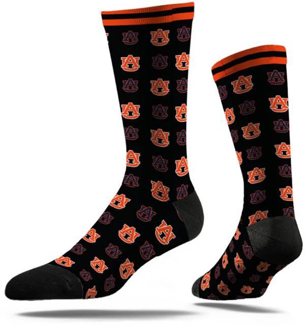 Strideline Auburn Tigers Repeat Crew Socks product image
