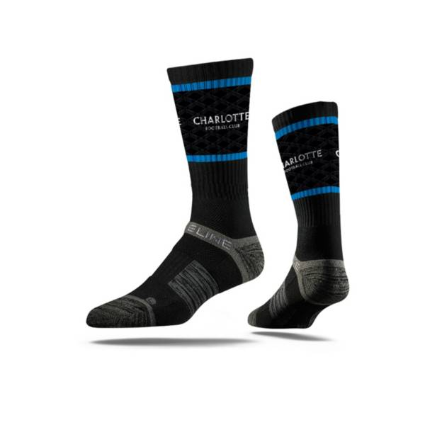 Strideline Charlotte FC Premium Crew Socks product image