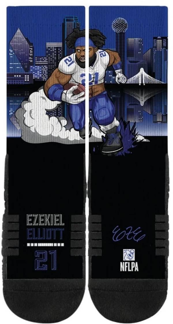 Strideline Dallas Cowboys Ezekiel Elliott Superhero Socks product image