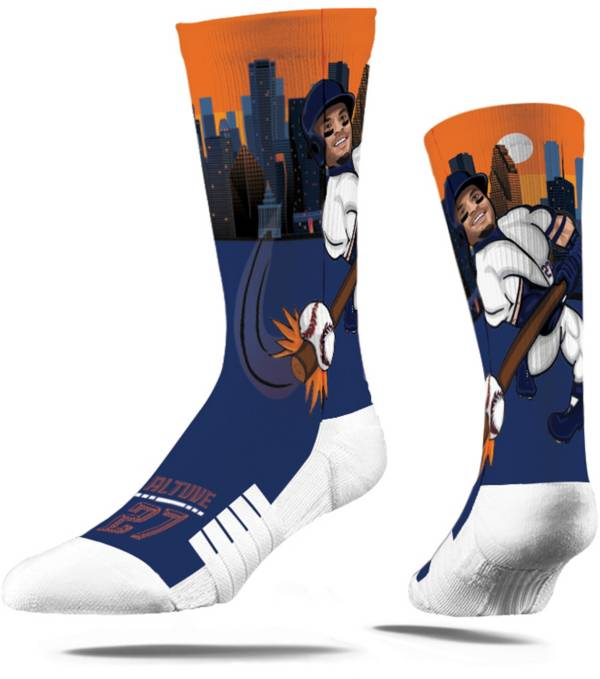 Strideline Youth Houston Astros Jose Altuve Superhero Crew Socks product image