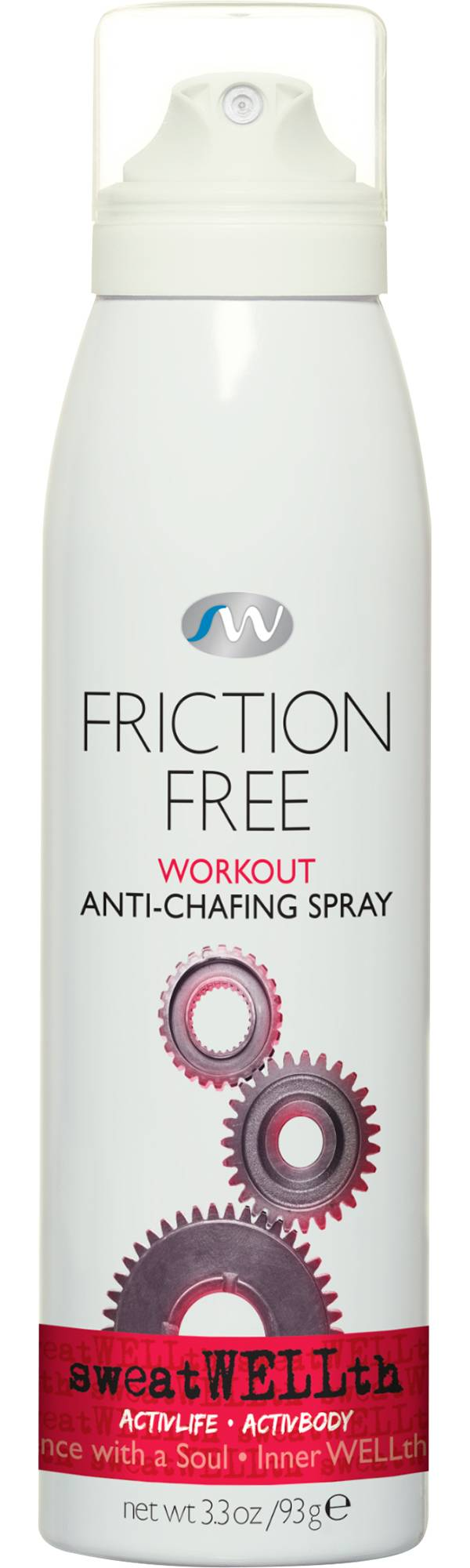 sweatWELLth Friction Free Anti-Chafing Spray product image