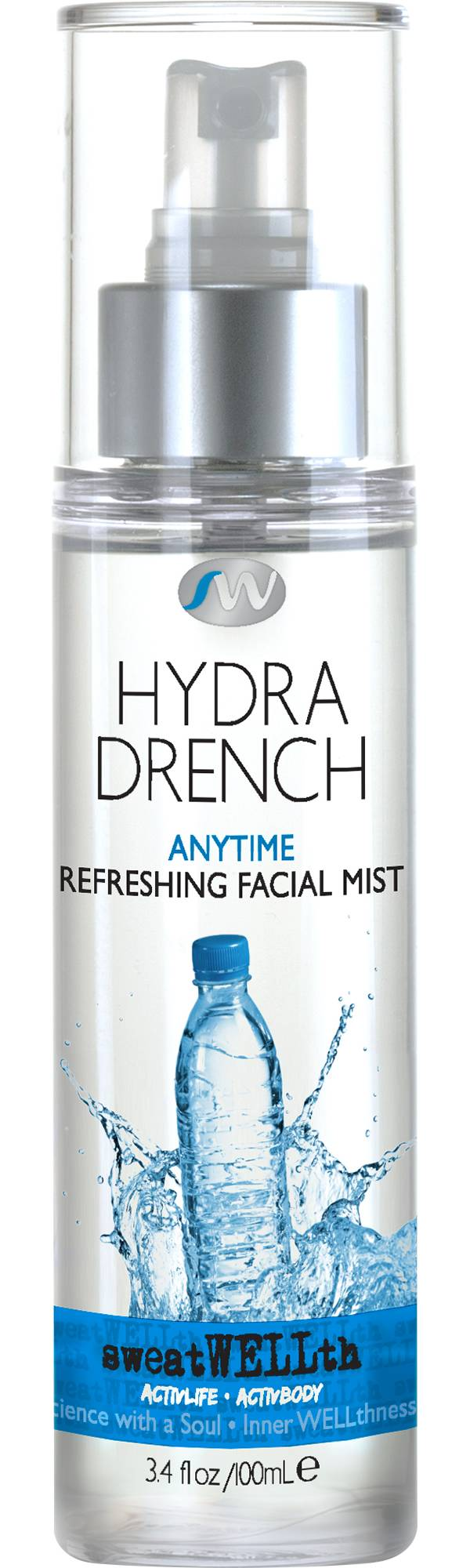 sweatWELLth Hydra Drench Refreshing Facial Mist product image