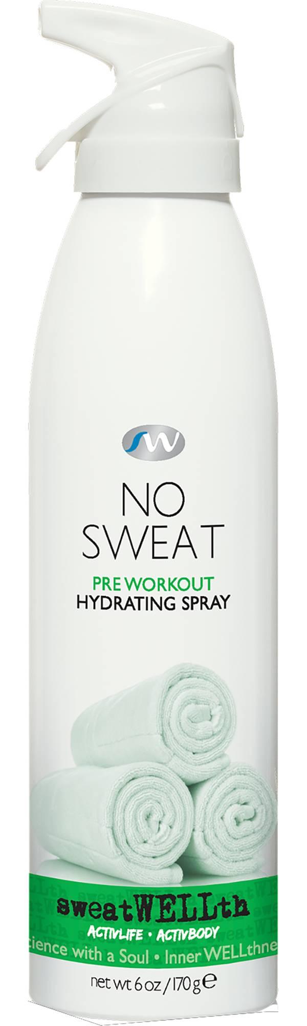 sweatWELLth No Sweat Hydrating Spray product image