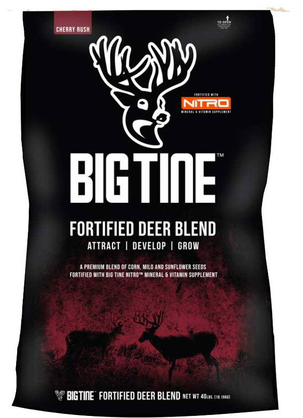 Big Tine Fortified Deer Blend product image