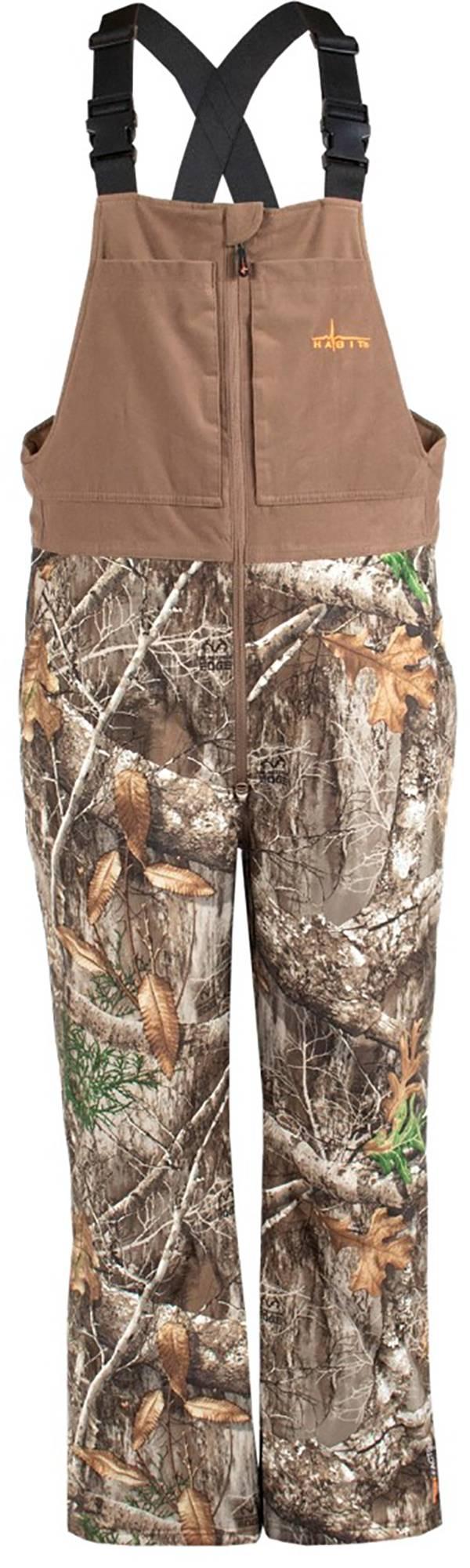 Habit Men's Cedar Branch Insulated Waterproof Hunting Bib product image