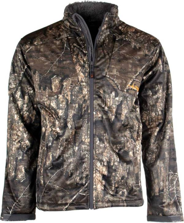Habit Men's Big Branch Sherpa Shell Jacket product image