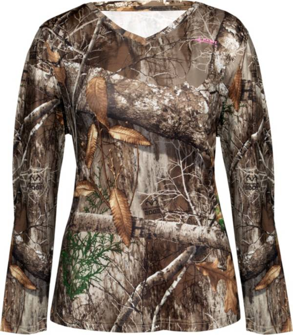 Habit Women's Doss Cabin Long Sleeve Hunting Shirt product image