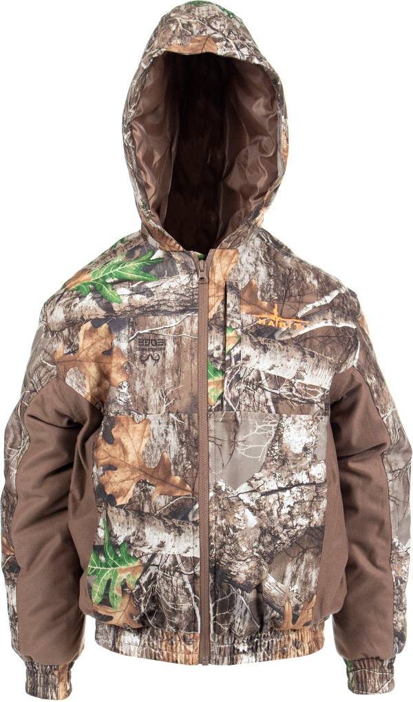 Habit Youth Cedar Branch Insulated Waterproof Bomber Hunting Jacket product image