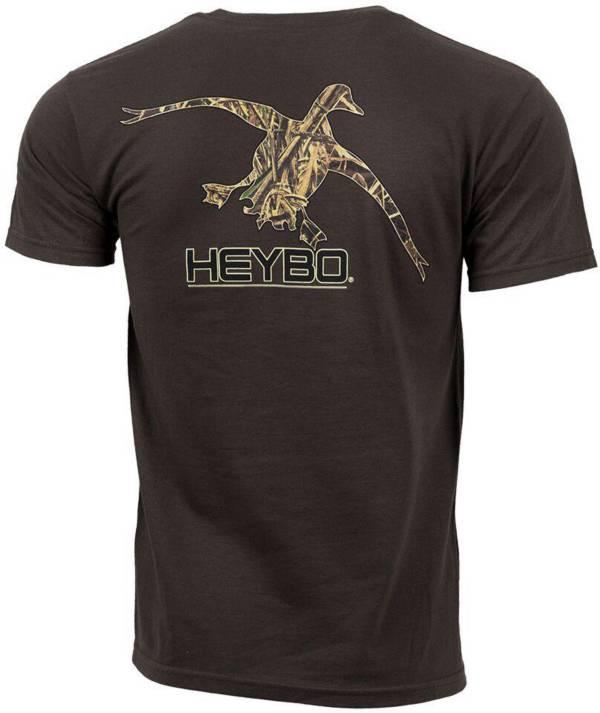 HEYBO Youth Camo Duck Short Sleeve T-Shirt product image