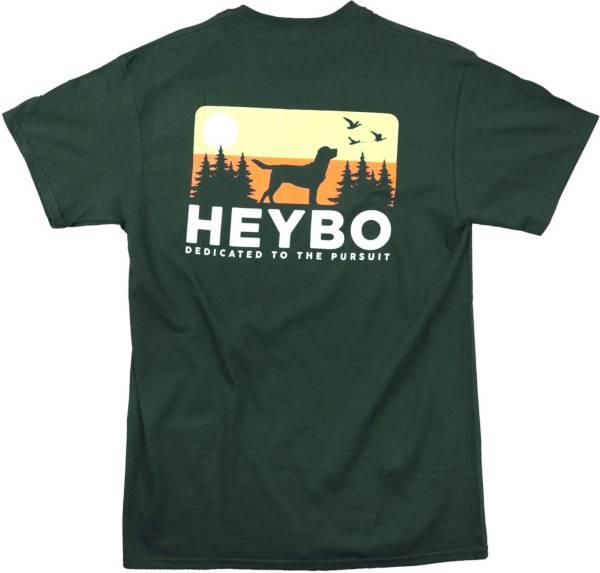 Heybo Men's Dog Skyline Short Sleeve T-Shirt product image