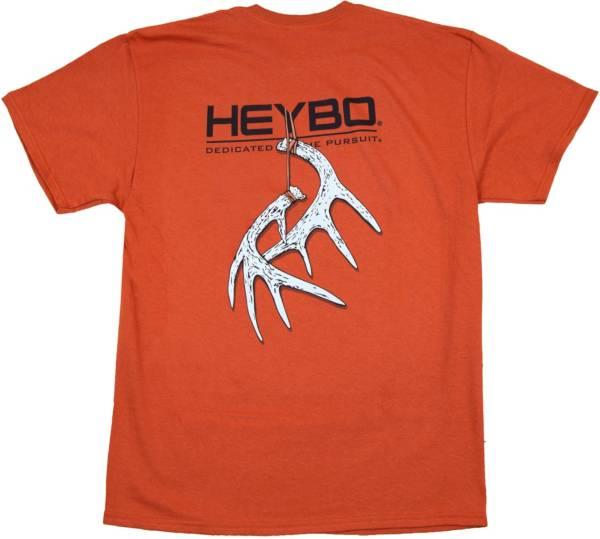 Heybo Men's Hanging Antlers Short Sleeve T-Shirt product image