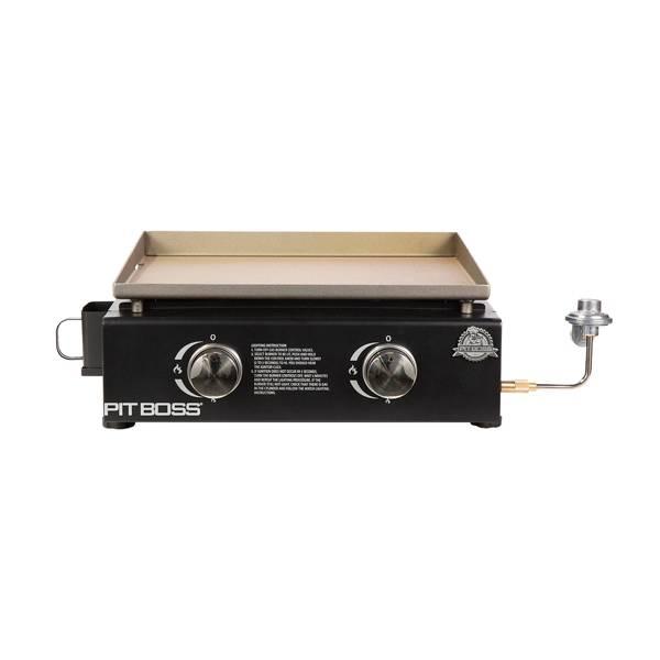 Pit Boss 2-Burner Tabletop Gas Griddle product image
