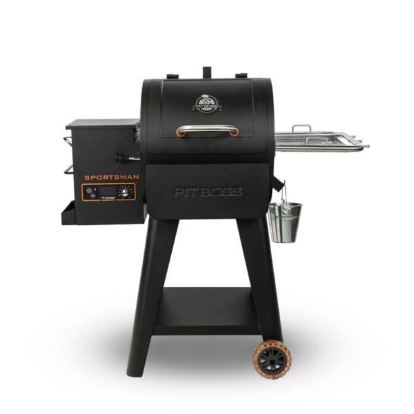 Pitt Boss Sportsman's 500 Wood Pellet grill product image