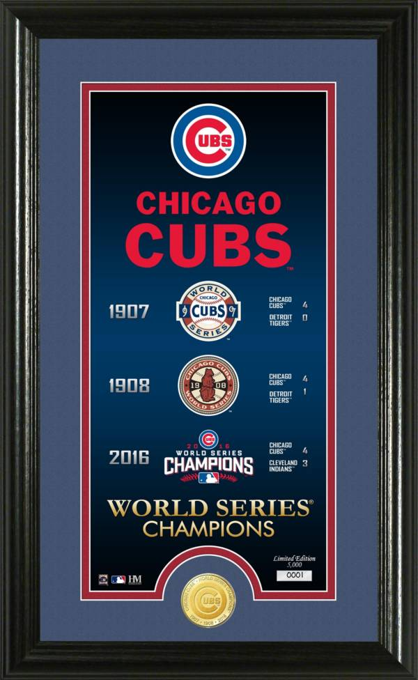 Highland Mint Chicago Cubs Bronze Coin Photo Mint product image