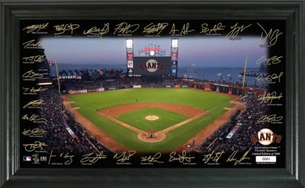 Highland Mint San Francisco Giants 2020 Signature Field Photo Frame product image