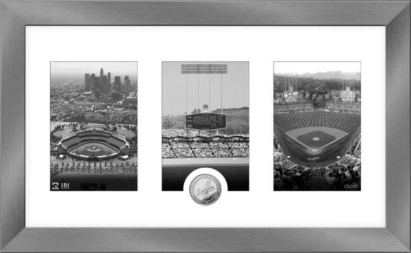 Highland Mint Los Angeles Dodgers Art Deco Silver Coin Photo Mint product image