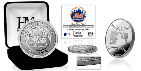Highland Mint New York Mets Silver Team Coin product image