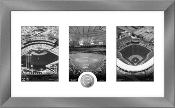 Highland Mint Minnesota Twins Art Deco Silver Coin Photo Mint product image