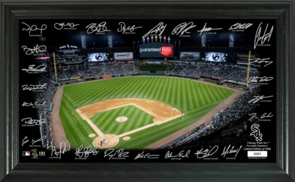 Highland Mint Chicago White Sox 2020 Signature Field Photo Frame product image