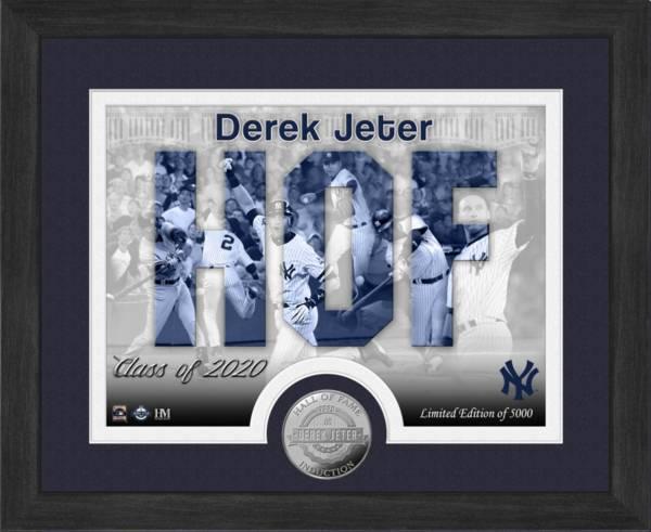 Highland Mint New York Yankees Derek Jeter Hall Of Fame Photo product image
