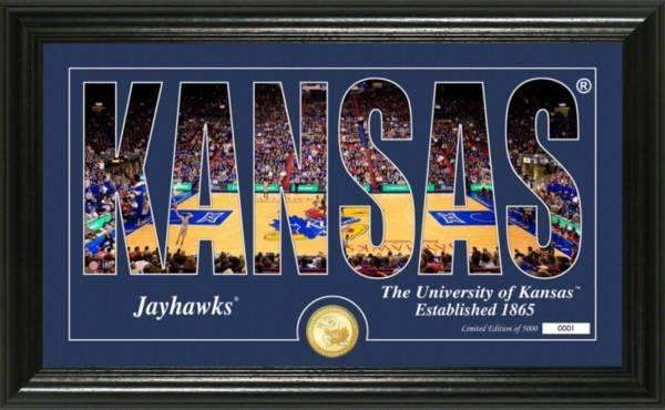 Highland Kansas Jayhawks Silhouette Photo product image
