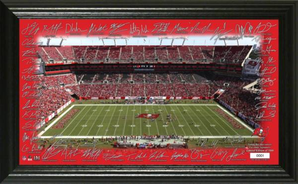 Highland Mint Tampa Bay Buccaneers 2020 Signature Gridiron Collection product image