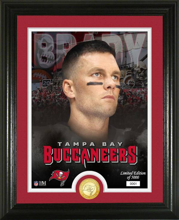 Highland Mint Tampa Bay Buccaneers Tom Brady Photo product image