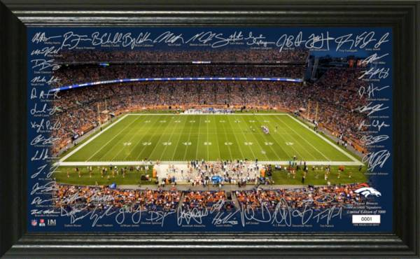 Highland Mint Denver Broncos 2020 Signature Gridiron Collection product image