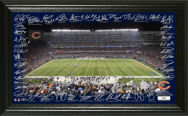 Highland Mint Chicago Bears 2020 Signature Gridiron Collection product image
