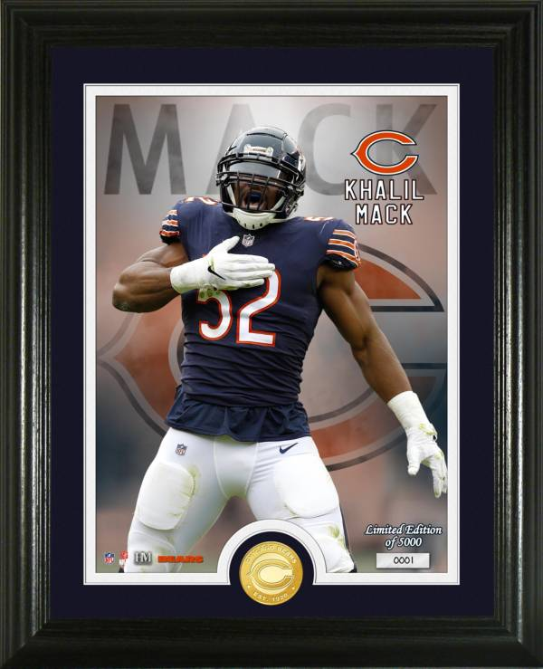 Highland Mint Chicago Bears Player Coin Photo Mint product image
